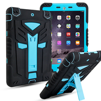 For IPad Air Case 3 In 1 Protection Stand Case For Apple Ipad 5 Ipad Air