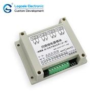 4 Channel 3V 5V 12V 24v Module Expansion Control Board Optocoupler Isolation High Low Level Interoperability