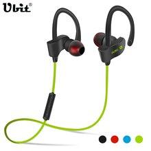 Ubit 56S Sports In-Ear Wireless Bluetooth Earphone Stereo Earbuds Headset Bass E