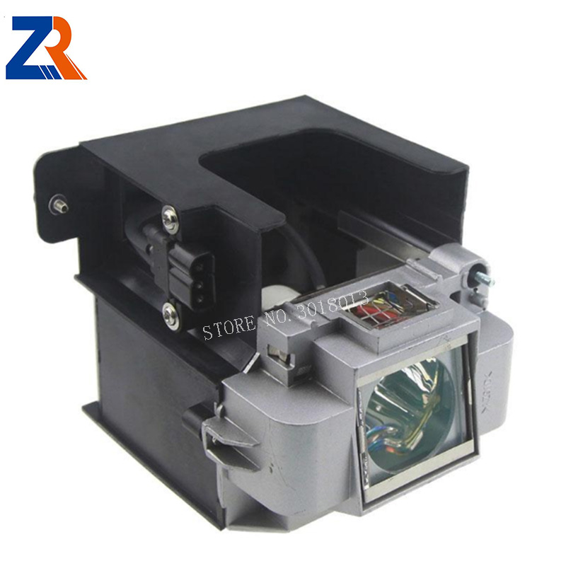 ZR offre spéciale Modle VLT XD3200LP Compatible lampe de projecteur avec boîtier pour WD3300, XD3200U, XD3500U, projecteur de GW 6800 livraison gratuite-in Projecteur Ampoules from Electronique    1