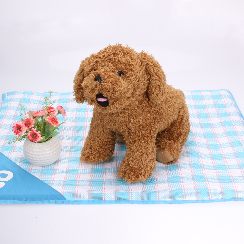 summer pet cool mat dog puppy cat kennel coolingl mat pet cushion detachable soft sponge easy clean pet cooling pad dog beds