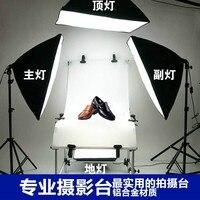 60*130 см софтбокс фотография Box софтбокс фотографическое Аксессуары для фотостудий комплект adearstudio cd50
