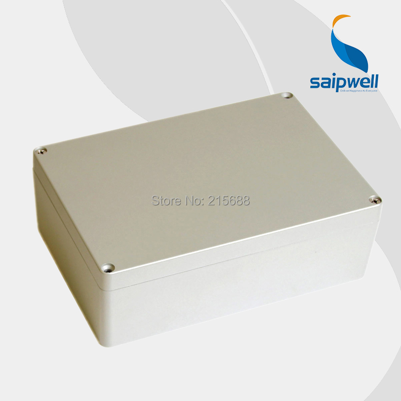 SP FA66 CE Approved outdoor terminal Waterproof Showerproof die cast junction enclosure box could be matched