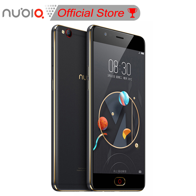 Nubia M2 Lite 5.5inch MT6750 Quad Core 1.5GHz Smartphone 4GB+32GB/3GB+64GB 16.0MP Fingerprint ID 4G LTE 3000mAh Mobile Phone