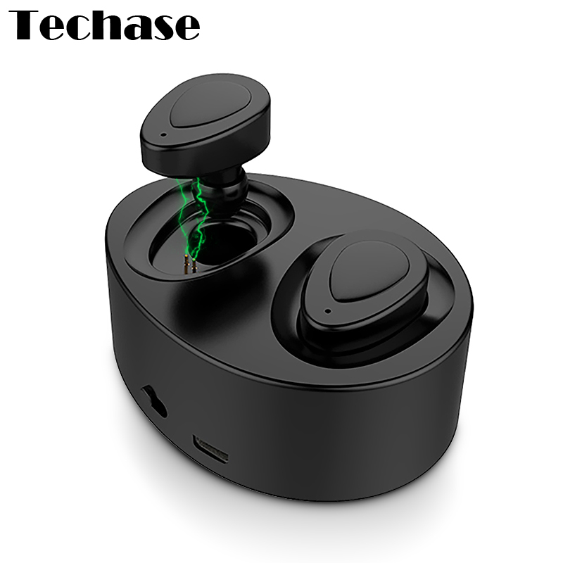 Earbuds bluetooth wireless charging case - bluetooth sport earbuds wireless