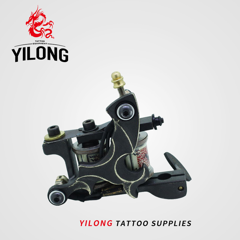 ФОТО Top Quality Shading Tattoo Machine Artist Iron Frame Tattoo Guns Suppies