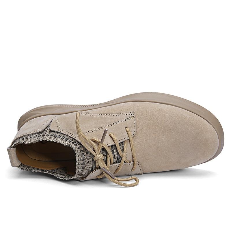 Mens Primavera Lazer Do Casuais Moda Andar Clax Verão 2019 Tênis khaki Masculina Sapatos De Gray Calçado Homem Couro dxwwHqROX