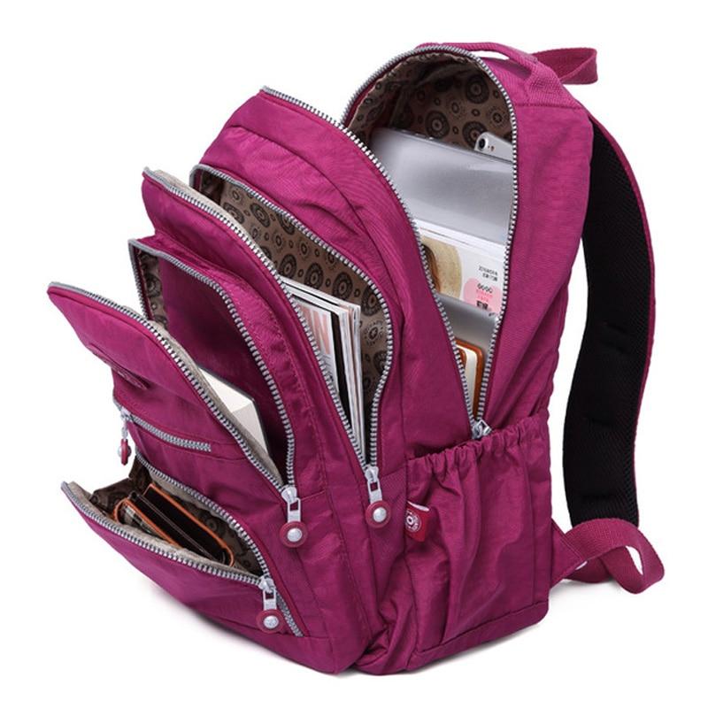 New Kids School Bag Fashion Women Backpacks Schoolbag For Girls Practical Large Capacity Travel Bag For Girls For Man Sac A Dos