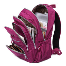 New kids School Bag Fashion Women Backpacks Schoolbag For Girls Practical Large Capacity Travel Bag For Girls For Man Sac A Dos(China)