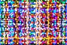 Laeacco Fantasy Shiny Polka Dots Light Bokeh Baby Portrait Photography Backgrounds Photographic Backdrops Photocall Photo Studio