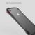 Ginmic para iphone 7/7 plus casos carros frame híbrido cor protetora de plástico de alumínio + carbono