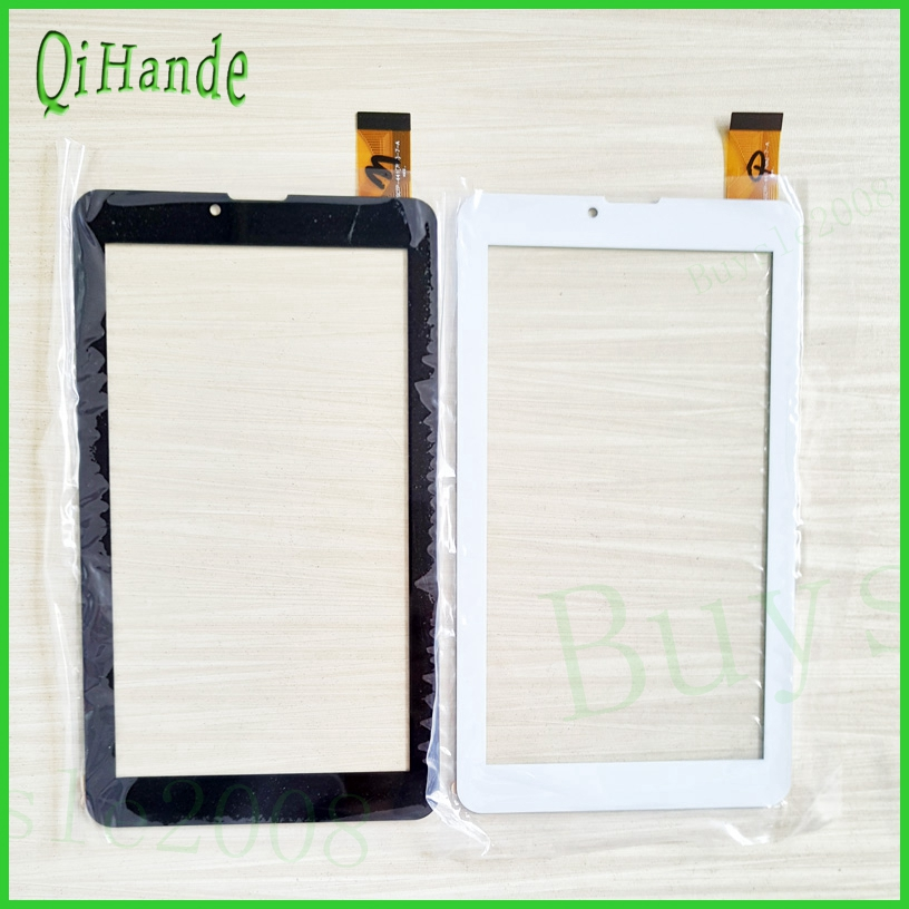 New Touch Screen Digitizer sensor For 7'' inch Irbis TZ42 3G Tablet Touch panel sensor replacement Free Shipping black new 7 inch tablet capacitive touch screen replacement for 80701 0c5705a digitizer external screen sensor free shipping