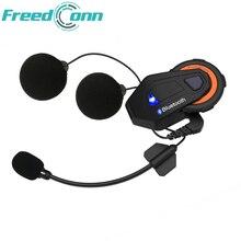 2 шт новейшая T-Max мотоциклетная система для групповых разговоров 1500M 6 Rider BT Переговорная Bluetooth гарнитура для шлема+ FM радио