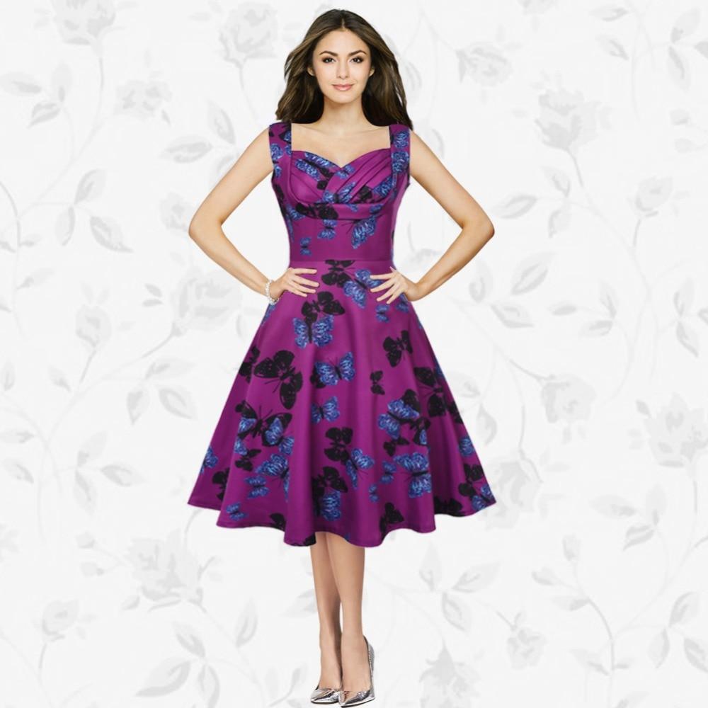 Fantástico Vestido De Partido De La Mariposa Friso - Vestido de ...