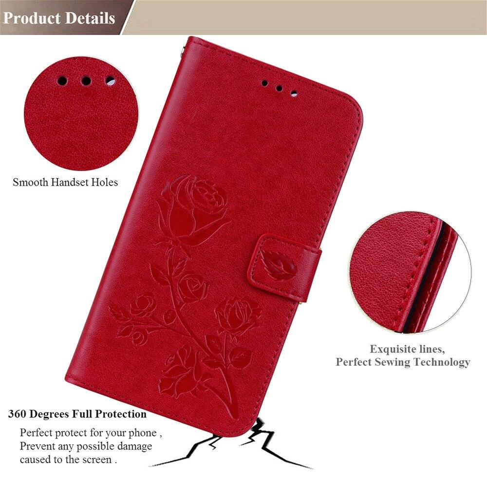 Case For Xiaomi Mi A2 Lite Redmi 4X 5 Plus 6A 5A S2 Wallet PU Leather Cover Phone Case For Xiaomi Redmi Note 5 Pro Case Mi F1 A1 (3)
