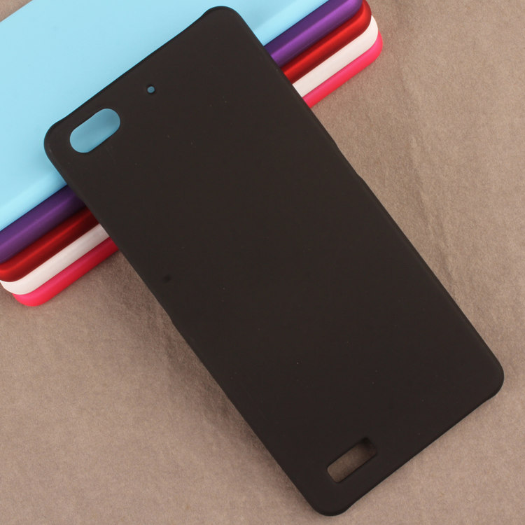 ZTE Nubia My Prague protective case NX513J matte 0.8mm ultra thin cover 5.2 back cover Skin-friendly texture