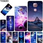 Leeco Le Pro 3 AI Case Silicone Soft TPU Case For Letv Leeco Le Pro 3 AI Edition Cover X650 X651 Phone Case Space Moon 5.5 Funda