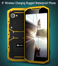 MTK6752 8 Octa Core MFOX  A10 6″ Smartphone 1920×1080 Android 3GB RAM 32GBROM Rugged Slim ultra thin waterproof phone 4G LTE