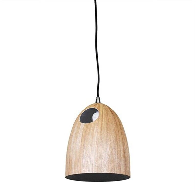 Eiche Pendelleuchten Holz Pendelleuchte Natrliche Minimalistischen Suspension Wohnzimmer Schlafzimmer Bro Droplight Lster