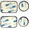 Placa de Metal de reemplazo Kit con Adhesivo Para El Coche Universal Del Teléfono Magnética Magnética de Soporte Para Coche Soporte para Teléfono Dock ND-MHA001