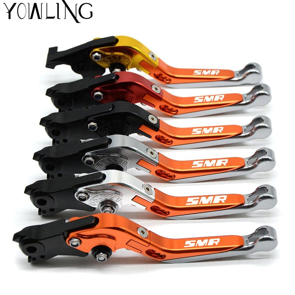 For ktm 990 SMR SMT 990SMR 2009 2010 2011 2012 2013 Motorcycle aluminum Adjustable Foldable Lengthening brake clutch levers aluminum alloy new long folding billet adjustable brake clutch levers for honda xl1000 xl 1000 varadero 2009 2013 2010 2011 2012