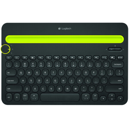 все цены на Logitech K480 Multi-device Bluetooth Keyboard IPAD Keyboard Mobile Keyboard Stylish Keyboard