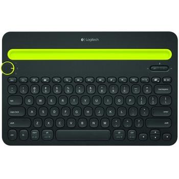 Logitech K480 Multi-device Bluetooth Keyboard IPAD Keyboard Mobile Keyboard Stylish Keyboard