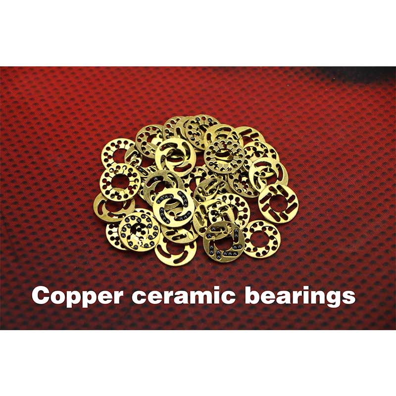 DIY Copper ceramic bearing series custom F95 <font><b>95</b></font> F7 HATI folding <font><b>knife</b></font> such as special bearing tool accessories EDC tools image