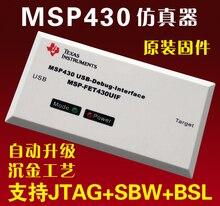 Simulador USB MSP430 FET430UIF, compatible con F149, nuevo tablero JTAG/BSL/SBW