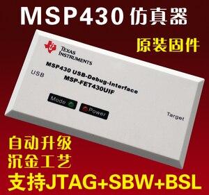 Image 1 - Simulador USB MSP430 FET430UIF, compatible con F149, nuevo tablero JTAG/BSL/SBW