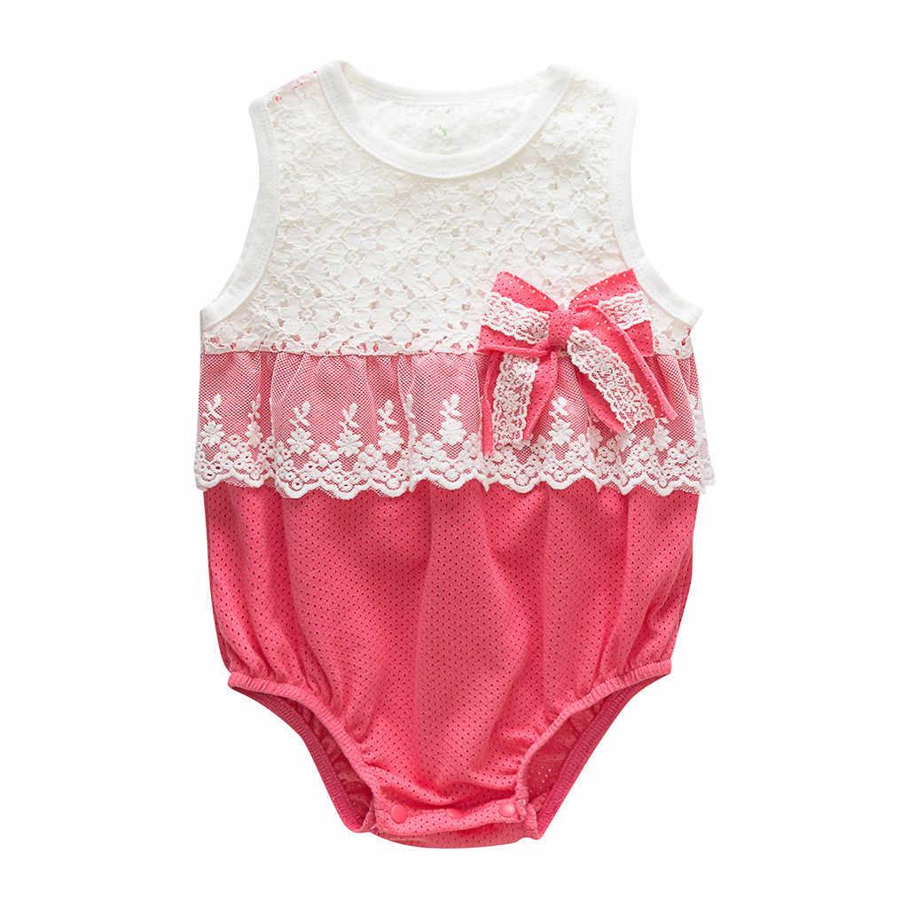 Реквизит для фотосъемки новорожденных Кружевной Костюм с бантом детский комбинезон наряд для фотосессии комбинезон без рукава костюм 5,22