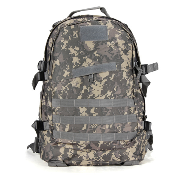 ASDS 40L Military Trekking Tactical Women Backpack Bag Military backpack sport bags Men backpack Hiking Three sand camouflage