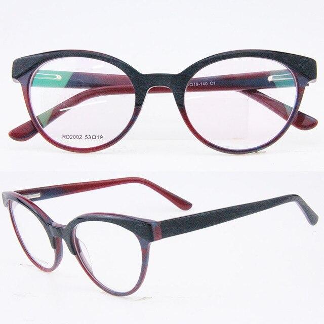 f8eb5bfaf66 Italy design eyewear acetate optical frame glasses Hot Sale Oval Clear Len  OEM frame china eyeglasses