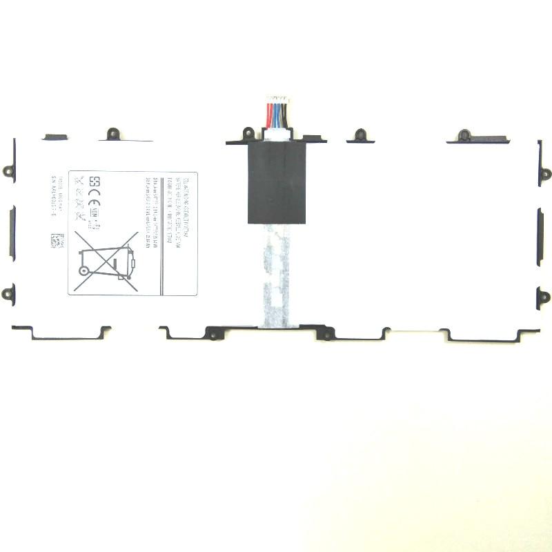 T4500E rezerves akumulators Bateria 6800mAh Samsung GALAXY cilnei 3 10.1 P5200 P5210 GT-P5200 GT-P5210 + rīki