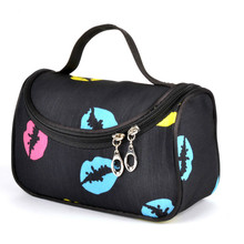 Traveling Makeups Toiletries Storage Bag Hanging Hook Type Cosmetics Bag Multifunctional Waterproof Organizador Beautician #48