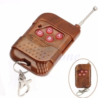 4 Channel 315MHz 433MHz Wireless RF Remote Control Controller For Garage Gate Door -R179 Drop Shipping
