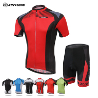 New Team Sports Bike Bicycle Clothing Clothes Women Men Cycling Jersey Jacket Cycling Jersey Top Bicycle Bike Shirt
