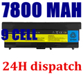 Batería del ordenador portátil Para Lenovo ThinkPad E40 E50 L410 L412 L420 L421 L510 L512 L520 SL410 SL510 SL410k T410 T420 T510 T520 laptop