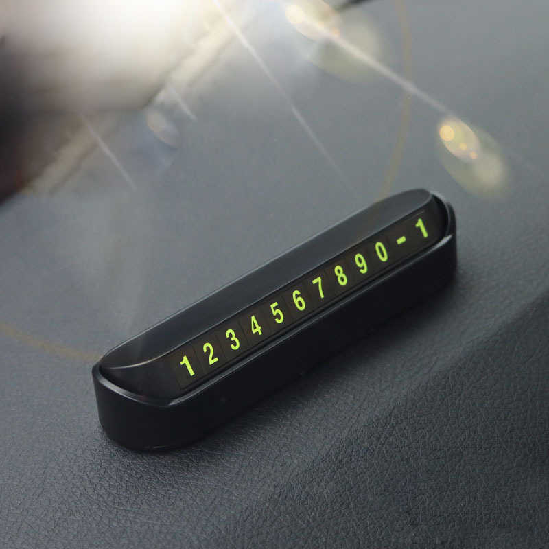 Временная парковка карта телефонная карточка для land rover defender DACIA sandero w204 amg renault megane 4 Гольф 6 gti