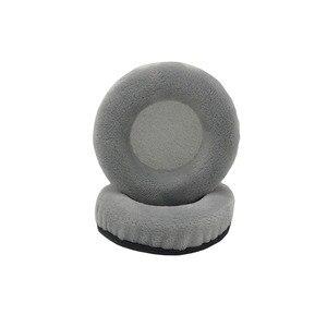 Image 4 - IMTTSTR 1 Pair of Velvet leather Ear Pads earpads earmuff Replacement for Philips Fidelio X1 X 1 X2 X 2 Headphones