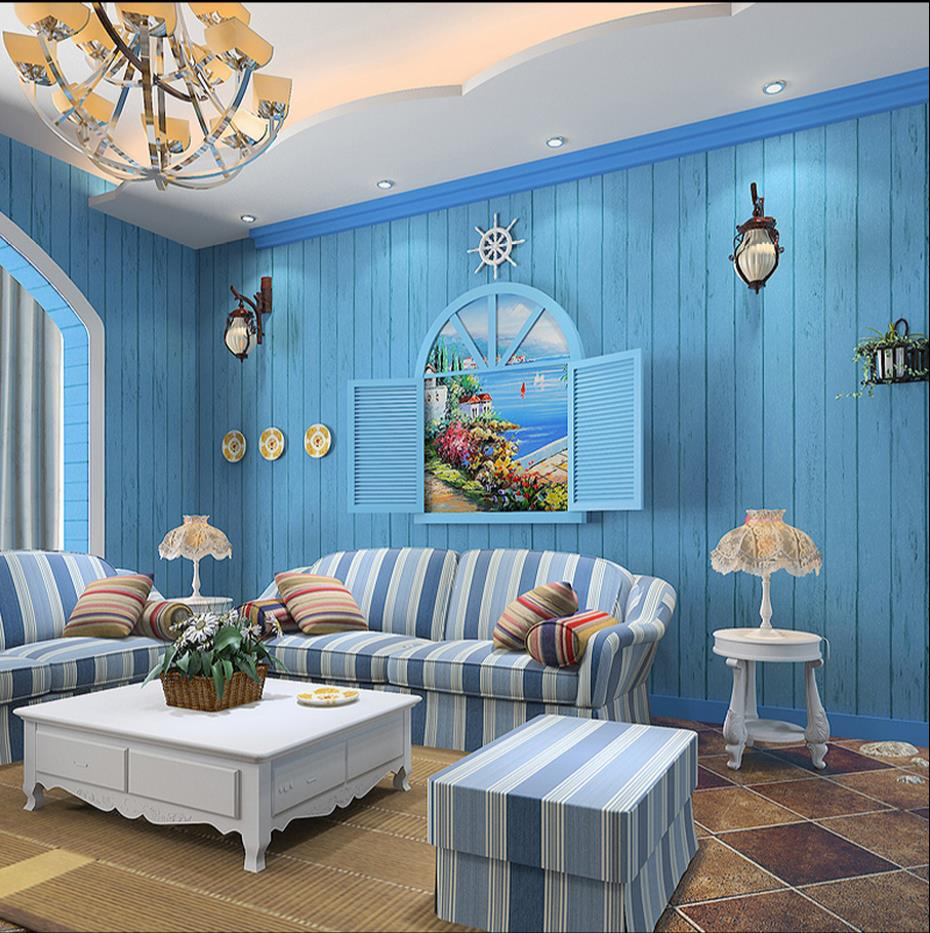 Bedroom Wallpaper Divisoria Bedroom Sitting Room Design Ideas Accent Wall Ideas For Small Bedroom Spiderman Bedroom Accessories: Aliexpress.com : Buy Wood Wallpaper Sticky Wall Stick A