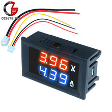 Voltímetro amperímetro digital, medidor de tensão de motocicleta, dc 100v 10a, alta precisão, medidor de corrente, substituição, testador usb 12v v v