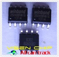 10 pcs W25X40BVNIG 25X40BVNIG Complementary Metal-Oxide-Transistor de Semicondutor de Chip