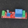 NE555 DC 12 В NE555 Таймер Задержки Реле Щит Щит Регулируется Модуль 0 ~ 10 S Генератор Интегральных Схем Switcher