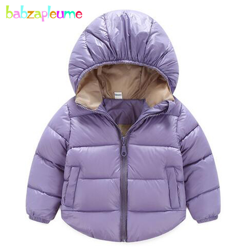 babzapleume Children's Winter Jackets Casual Hooded Baby Girls Boys Snowsuits Thick Warm Duck Down Coats For Kids Clothes BC1104 super soft vibration silicone gel insoles invisible high heels sottopiede pad non slip half a yard of the ball of your foot ins