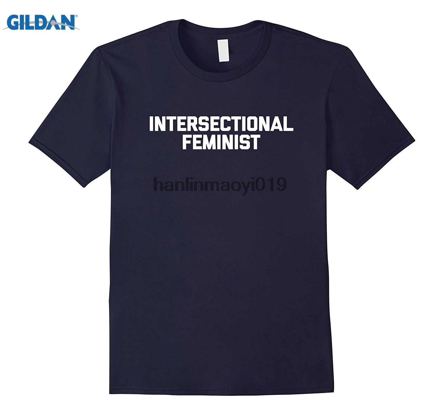 GILDAN Intersectional Feminist T-Shirt funny saying sarcastic cool