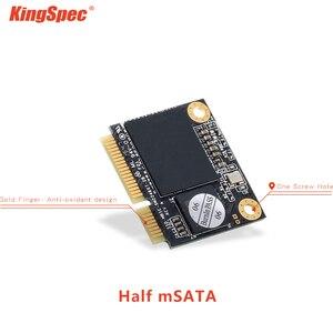 KingSpec SSD mSATA Half Size SSD 120GB 240GB 1tb HDD SATA 3.0 III For Tablet PC Laptop hard drive disk mSATA ssd half size