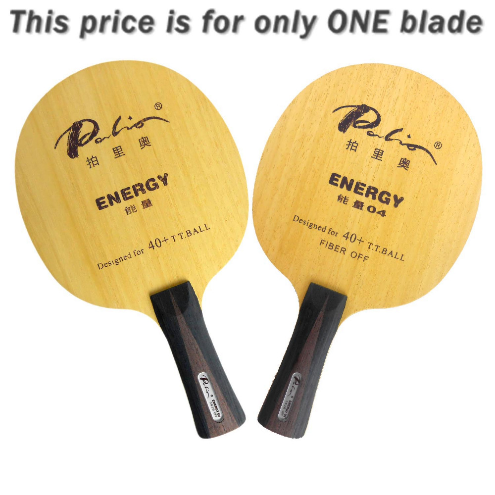 Palio Energy04 Energy 04 Energy-04 table tennis pingpong blade 2015 The new listing Favourite