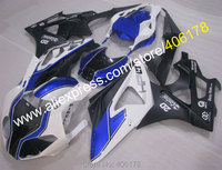 Hot Sales,Body Kit For BMW S1000RR S1000 RR S 1000RR S1000 RR 2010 2014 Blue Black White Aftermarket Fairing (Injection molding)