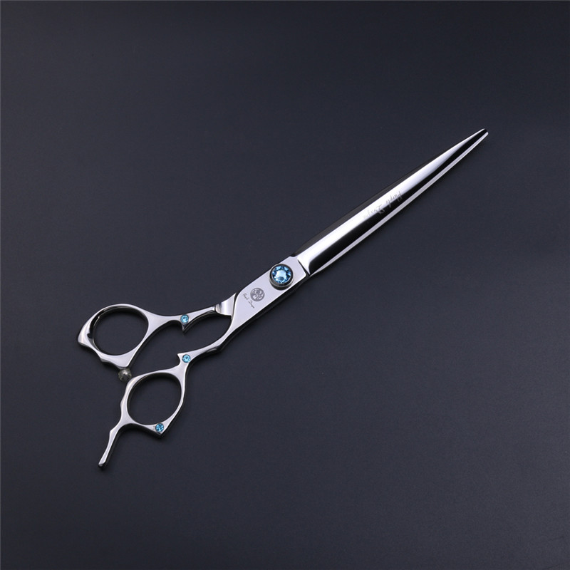 Purple Dragon Professional 7.5 Inch Pet Hair Scissors For Dog Grooming, Pet Grooming Cutting Scissors,Dog Grooming Shears purple dragon 10 inch professional pet grooming scissors cutting scissors dog straight shears dog grooming shears